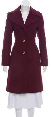 MICHAEL Michael Kors Wool Long Coat