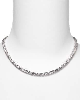 """Crislu Collar Necklace, 16"""""""
