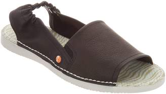 Fly London Softinos by Leather Slip-on Sandals - Tee