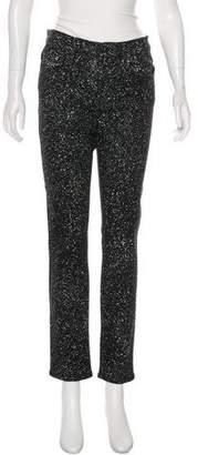 Proenza Schouler Painted Mid-Rise Jeans