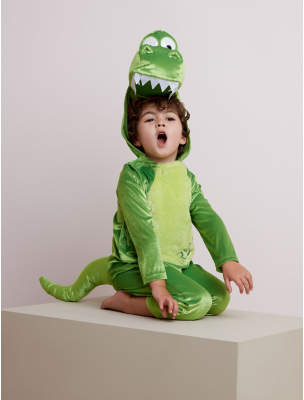 George T-Rex Fancy Dress Costume