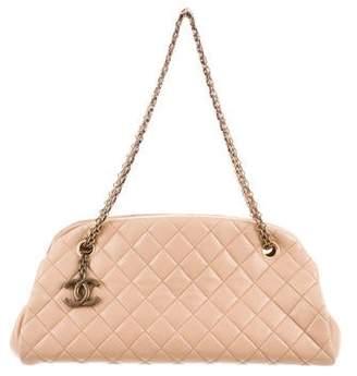 Chanel Medium Just Mademoiselle Bowler Bag