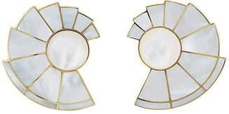 Monica Sordo Women's Nautilus Earfan Earrings