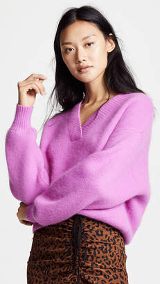 Diane von Furstenberg Angora Sweater