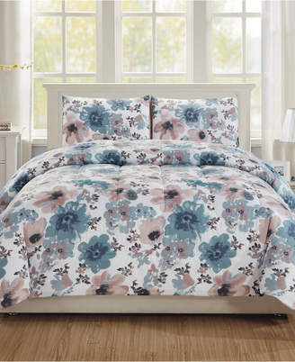 Hallmart Collectibles Brigitta 2-Pc. Twin Comforter Set, a Macy's Exclusive Style Bedding