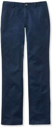 L.L. Bean L.L.Bean Ultimate Chinos, Favorite Fit Straight-Leg