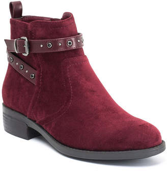 Gc Shoes Cassidy Buckle Strap Ankle Boot Women Shoes