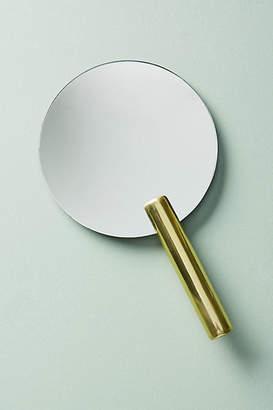 Anthropologie Allegra Hand Mirror