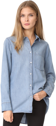 Cheap Monday Behave Denim Shirt