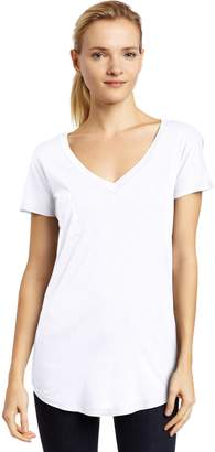 LAmade Women's V Pocket Tee
