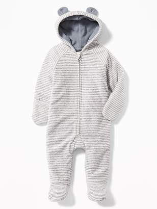 Old Navy Micro Performance Fleece Critter One-Piece for Baby