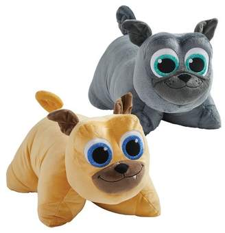 """Puppy Dog Pals 16"""" Puppy Dog Pals Combo Pack Bingo & Rolly Throw Pillow - Pillow Pets"""