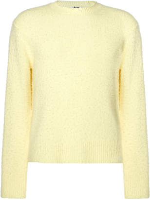 Acne Studios Peele Wool-Blend Sweater