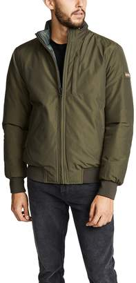 Woolrich Winter Reversible Bomber Jacket