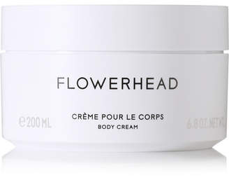Byredo Flowerhead Body Cream, 200ml - Colorless