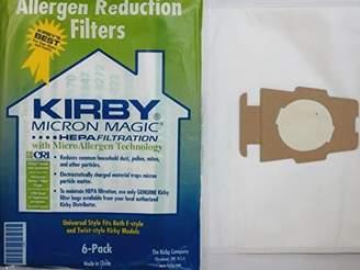 Kirby 6 Cloth Sentria Hepa Micron Magic Ultimate G Vacuum Bags Sealed Product!!
