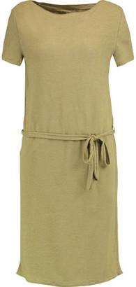 Petit Bateau Linen-Jersey Mini Dress $159 thestylecure.com