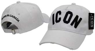 DSQUARED2 FLOW Clothing & Co. ICON hat baseball cap strapback casquette dad yeezy snapback limited