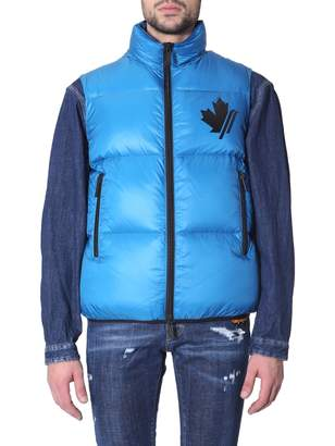 DSQUARED2 sleeveless down jacket