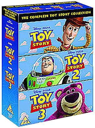 Disney Toy Story 1-3 - Collection DVD