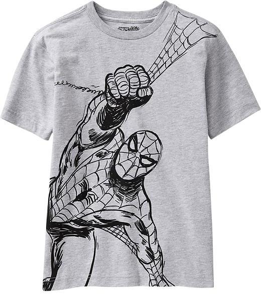 Old Navy Boys Marvel Comics Spider-ManTM Tees