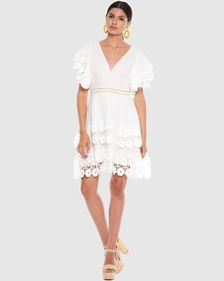 Talulah Magnolia Mini Dress