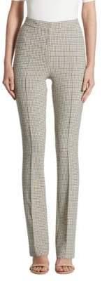 Akris Punto Claire Glen Check Pants