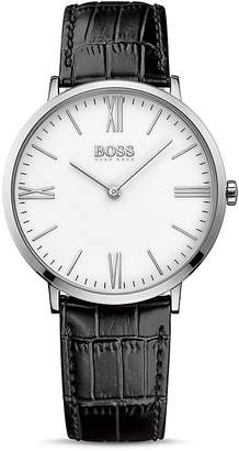 BOSS Hugo Boss Jackson Watch, 40mm $175 thestylecure.com