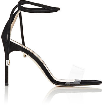 Manolo Blahnik Women's Estro Sandals $745 thestylecure.com