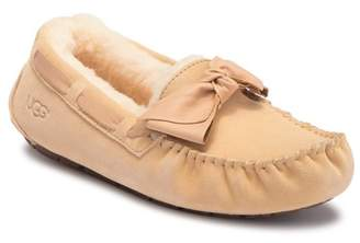 UGG Dakota UGGpure(TM) Lined Suede Moc Loafer