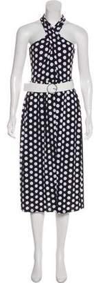 MICHAEL Michael Kors Jersey Midi Dress w/ Tags