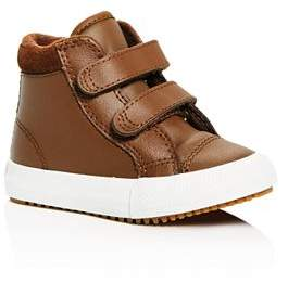 Converse Boys' Chuck Taylor All Star Leather High Top Sneakers - Baby, Walker, Toddler
