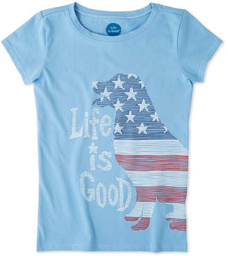 Life is Good Crusher T-Shirt