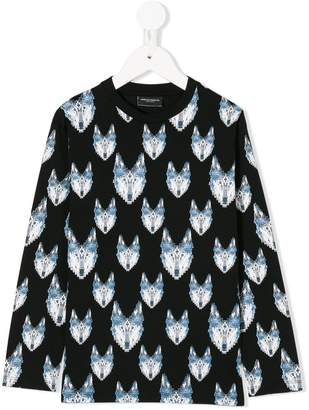 Marcelo Burlon County of Milan Kids Or sweatshirt