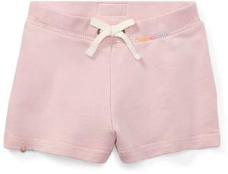 Ralph Lauren Embroidered French Terry Short