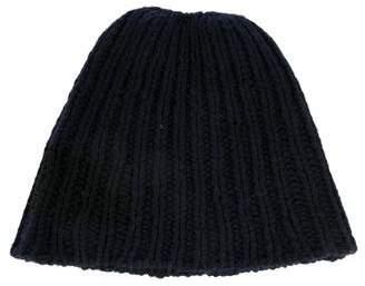 Dries Van Noten Wool Accent-Striped Beanie