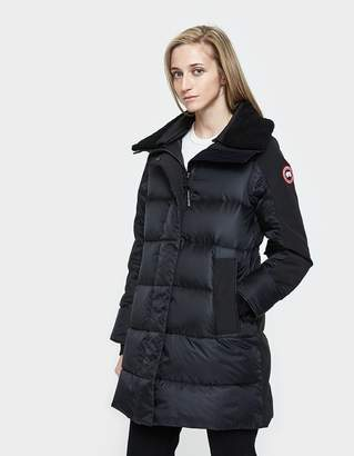 Canada Goose Altona Coat in Black