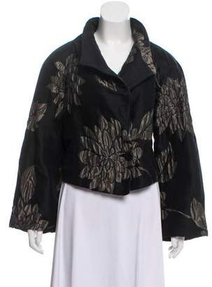 Oska Brocade Casual Jacket
