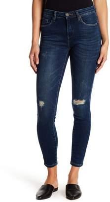 Blank NYC BLANKNYC Denim Ripped Midrise Skinny Jeans