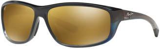 Maui Jim Polarized Sunglasses, 278 Spartan Reef