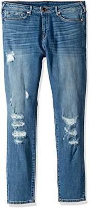 True Religion Women's Halle High Rise Skinny Jean