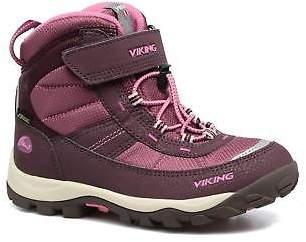 Viking Kids's Sludd El/Vel GTX Trainers in Purple