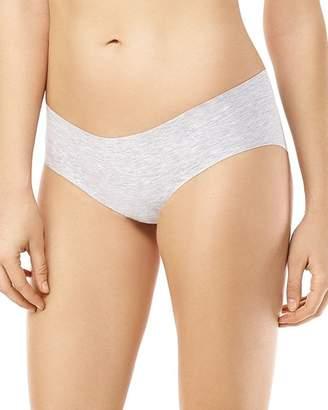 Commando Cotton-Stretch Heathered Bikini