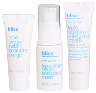 Bliss Triple Oxygen Treatment Kit
