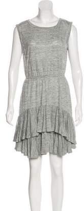 Rebecca Taylor Linen Sleeveless Dress