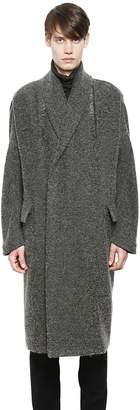 Damir Doma Boucle' Oversize Coat