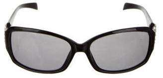 Halston Tinted Square Sunglasses