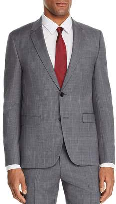 HUGO Astian Glen Plaid Slim Fit Suit Jacket - 100% Exclusive