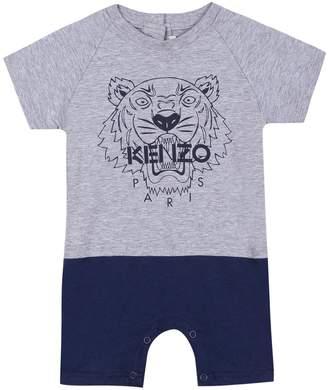 Kenzo Tiger Logo Romper