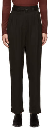 A.P.C. Black Joan Trousers